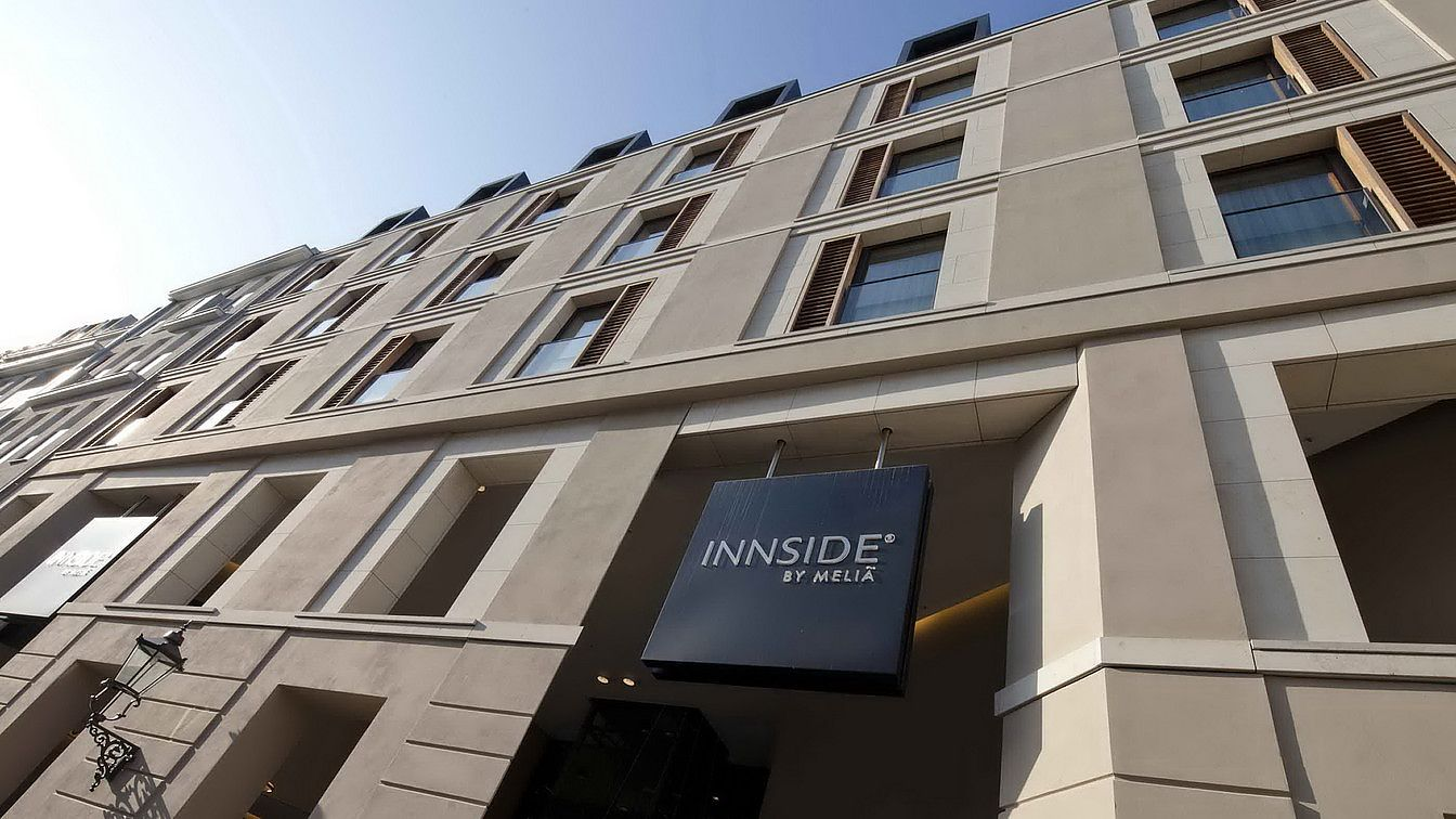 Detail wtr architekten for Hotel innside